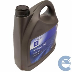 GM Opel 10w-40 Genuine Olio...