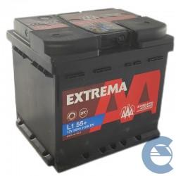 AAA EXTREMA L1 55+ 12V 55ah...