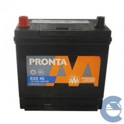 AAA PRONTA E2X 45 12V 45ah...