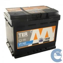 AAA TER VR 680 12V 60ah...