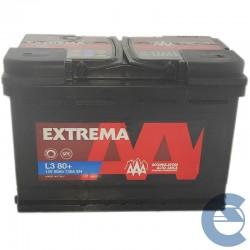 AAA EXTREMA L3 80+ 12V 80ah...
