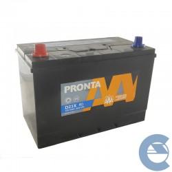 AAA PRONTA D23X 60 12V 60ah...