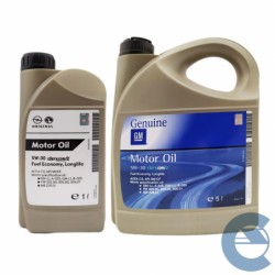 GM Genuine Motor Oil 5W30...