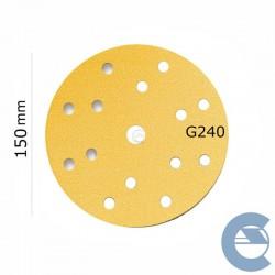 Mirka Gold P240 15F 150mm...